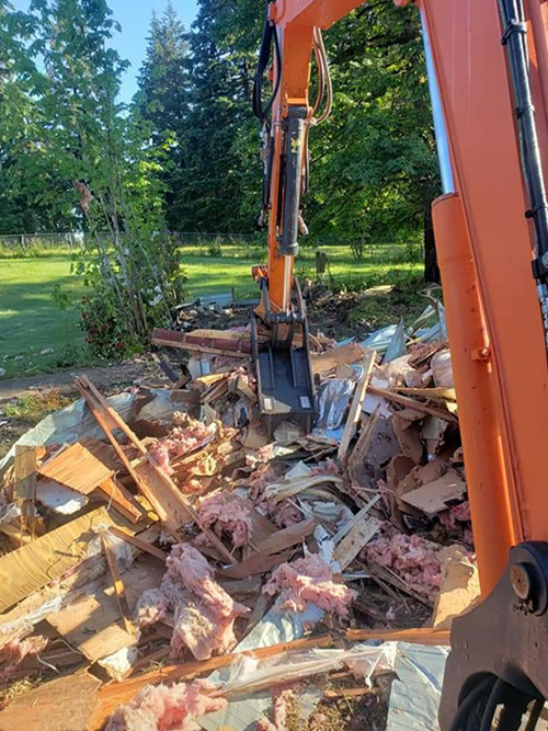 Building Demolition in Vancouver WA